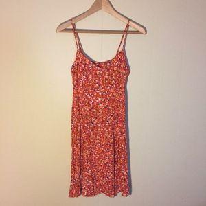 Floral Flowy Dress Sz M